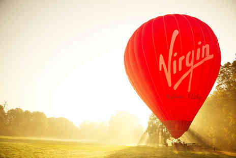 Virgin Experience Days - Virgin Celebration Hot Air Ballooning for Two - Save 0%