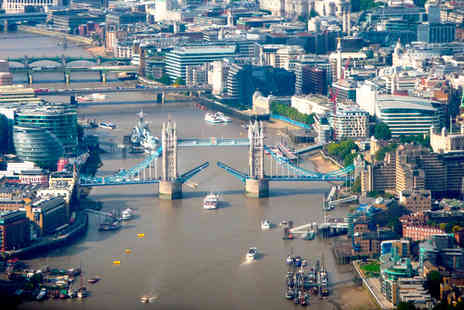 Virgin Experience Days - City of London Helicopter Discovery Tour for Two - Save 0%