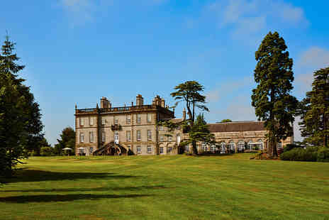 Dalmahoy Hotel & Country Club - Two Night Scottish Break for Two - Save 0%