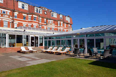 Bournemouth West Cliff Hotel - One Night Coastal Break for Two - Save 0%