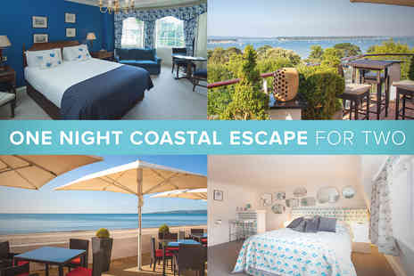 Virgin Experience Days - One Night Coastal Escape for Two - Save 0%