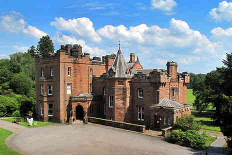 The Friars Carse Estate - One Night Scottish Country Escape for Two - Save 0%