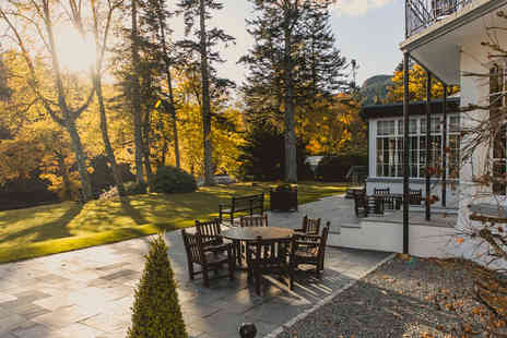 Dunkeld House Hotel - Two Night Scottish Break with Dinner for Two - Save 0%