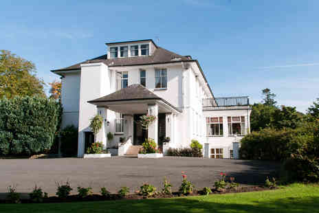 Enterkine House Hotel - One Night Scottish Break for Two - Save 0%