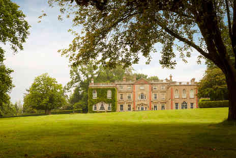 The Elms - Two Night Countryside Break for Two - Save 0%