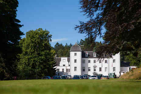 Barony Castle Hotel - Two Night Scottish Break with Dinner for Two - Save 0%