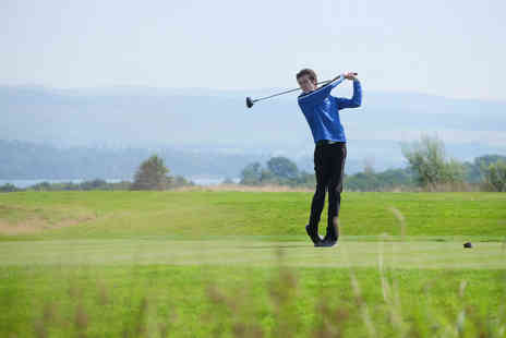 The Carrick Golf Course - Nine Hole Golf Lesson with a PGA Professional - Save 0%