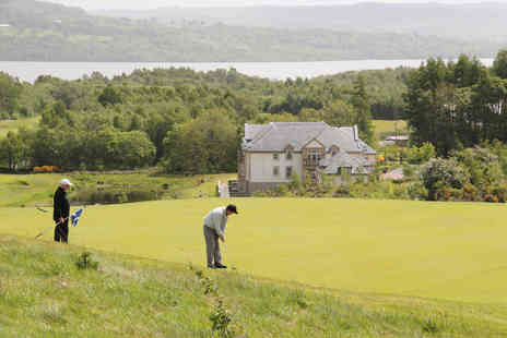 The Carrick Championship Golf Course - Round of Golf with Breakfast and Lunch for Two - Save 0%