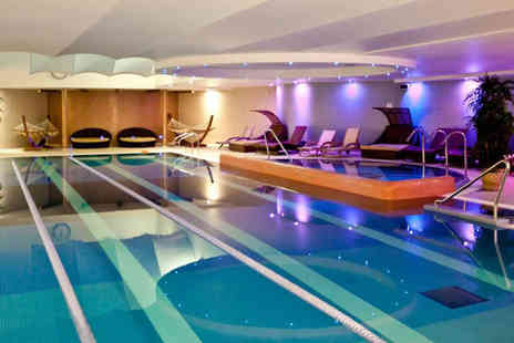 Bannatyne Spa - Elemis spa day for two people with full spa access and your choice of four treatments, a light lunch, two spa products - Save 61%