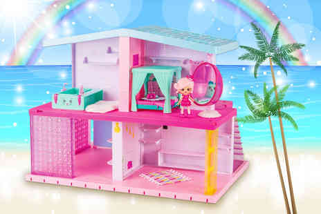 Trojan Electrical - Shopkins Happy Places grand mansion playset - Save 20%