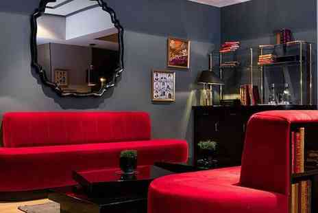 Hotel Monsieur - Four Star Theatre Inspired Hotel near Boulevard Haussmann For Two - Save 69%