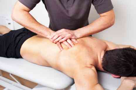 Therapy Direct - One Hour Sports Massage with Physiotherapy Consultation - Save 63%