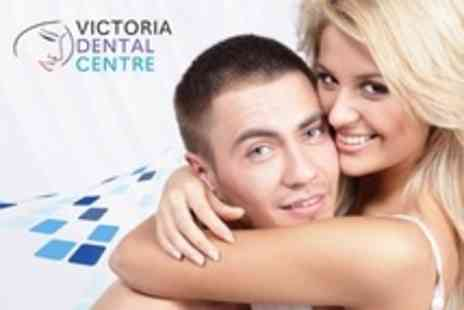 Victoria Dental Centre - Dental Examination Plus Scale, Polish and Sparkle - Save 69%