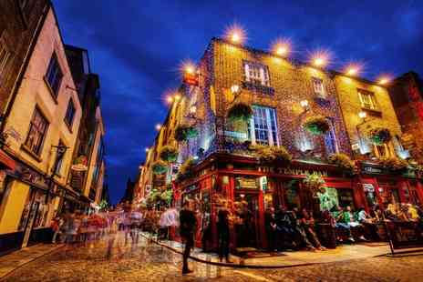 Super Escapes Travel - Two night Dublin city break with return flights - Save 38%