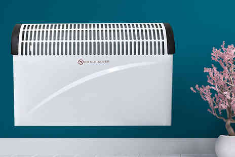 Who Needs Shops - 2KW convector heater unit - Save 74%