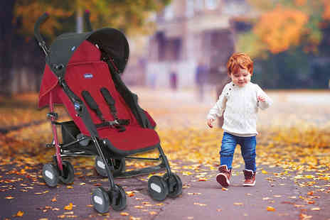 Trojan Electrical - A Chicco Echo stroller - Save 38%