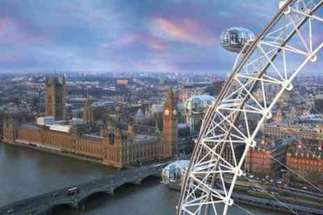 The London Eye - London Eye Standard Ticket - Save 0%
