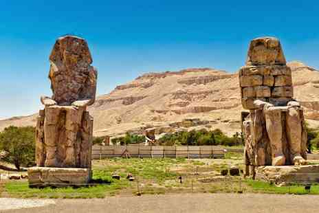 2TemptU Travel - Fourteen night all inclusive Nile cruise & Hurghada stay - Save 0%