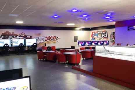 Dsc Sim Racing Centre - One Hour Racing Simulator Experience for One, Two or Four - Save 40%