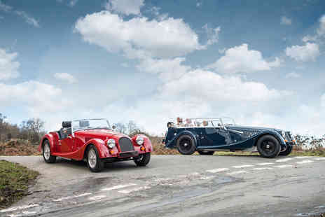 Morgans - Half Day Classic Morgan Driving Experience with Factory Tour - Save 0%