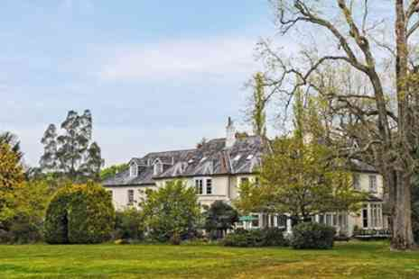 Woodlands Lodge Hotel - New Forest hunting lodge stay with meals - Save 39%