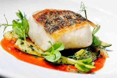 Purnells Bistro & Gingers Bar - Three course celeb chef meal for 2 - Save 49%