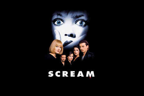 ODEON Cinemas - Ticket to a special screening of Scream with a regular popcorn, topper and soft drink on the 31st October 2018 only - Save 0%