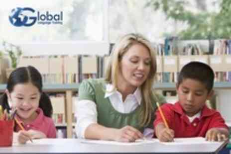Global Language Training - TEFL Online Language Course For Two - Save 86%