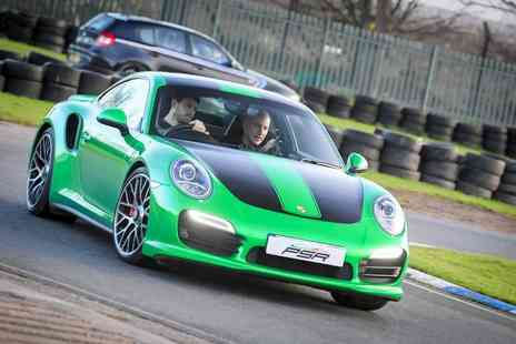 Supercar Test Drives - Three lap junior driving experience - Save 80%