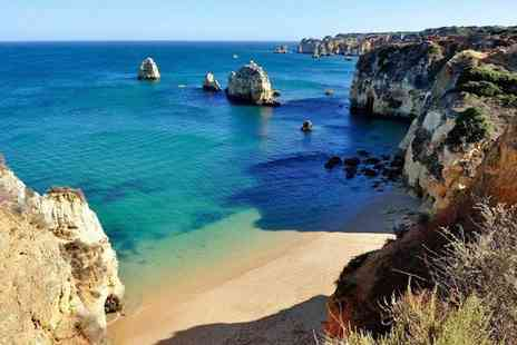 Jupiter Algarve Hotel - Four Star Winter Sunshine & Ocean Themed Hotel Stay For Two - Save 50%