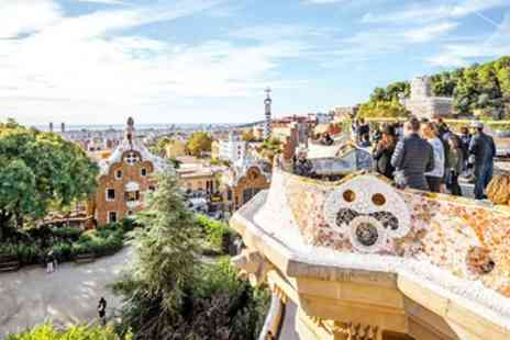 Jetline Holidays - 3 nights Barcelona city break, with flights - Save 0%