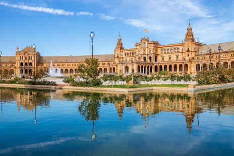Tour Center - Two night Four Seville getaway and flights or Three nights - Save 33%