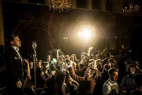 The Candlelight Club - Entry to a secret speakeasy Halloween Ball 27th Oct or November Party 16th Nov with a glass of Prosecco - Save 61%