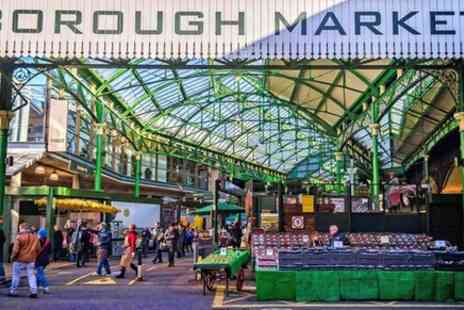 Club Epicure - Borough Market tasting Experience with an Epicure Master - Save 0%