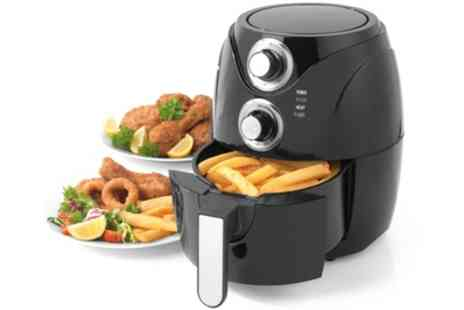 Groupon Goods Global GmbH - Salter EK2771 1200W 2L Compact Air Fryer with 30-Minute Timer - Save 63%