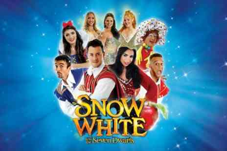 Maidstone Panto - One ticket to see Snow White and the Seven Dwarfs by Maidstone Panto on 30 November To 31 December - Save 52%