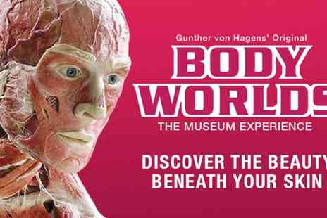 Ingresso - Body Worlds at the London Pavilion - Save 0%