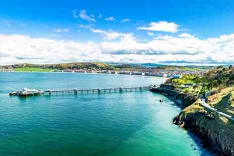 Llandudno Bay Hotel - Llandudno stay with sea views & wine - Save 47%