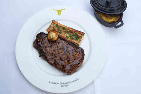 Marco Pierre White - Two course dining for two people with a cocktail each - Save 54%