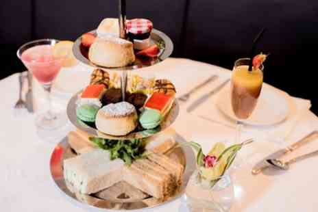 The Cranley - Afternoon Tea with Optional Glass of Prosecco for Two or Four - Save 24%