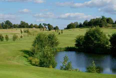 Godstone Golf Club - 18 Holes of Golf for Two or Four - Save 59%