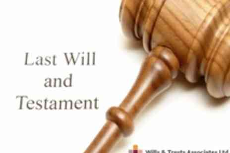 Wills and Trusts Associates - Mirrored Wills for Couples - Save 85%