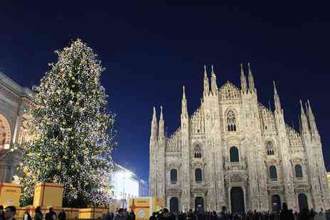 Unahotels Scandinavia Milano - Four Star Stylish Stay For Two near the City Centre - Save 80%