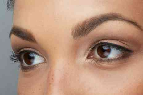 True Reflection - Eyebrow Microblading or Semi Permanent Eyeliner for Top and Bottom - Save 57%