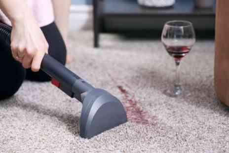 Express City Cleaning - Carpet Cleaning for Two Rooms - Save 36%