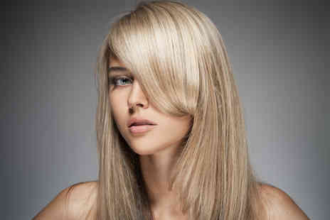 Lavish and Hair Beauty Boutique - Half head of highlights, full head of colour, or root colour and finish - Save 53%