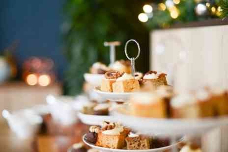 Arundell Arms Hotel - Festive Afternoon Tea for Two or Four - Save 40%