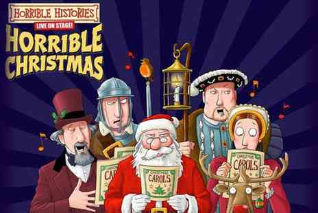 Ingresso - Horrible Christmas at Alexandra Palace - Save 0%