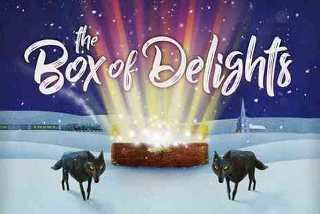 Ingresso - Ticket to The Box of Delights - Save 0%