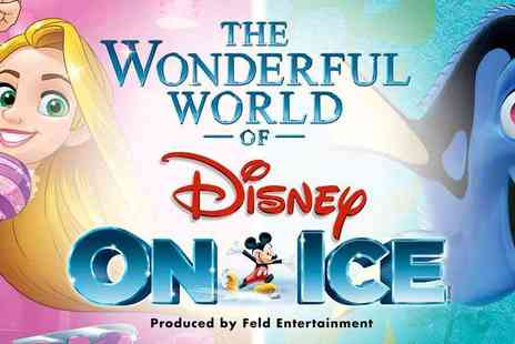 Encore Tickets - The Wonderful World of Disney on Ice at the SSE Arena - Save 0%